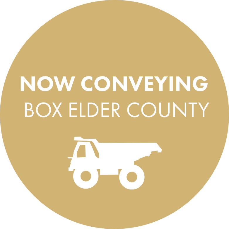 Now conveying Box Elder County